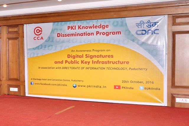 One day awareness programme on PKI (20-10-2016) images